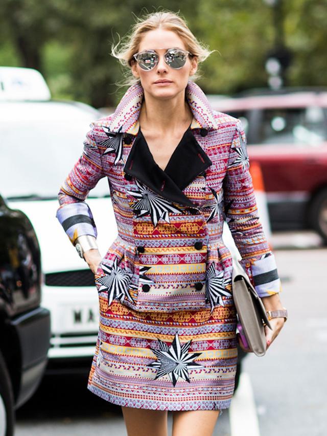 Trend: The Coat Dress