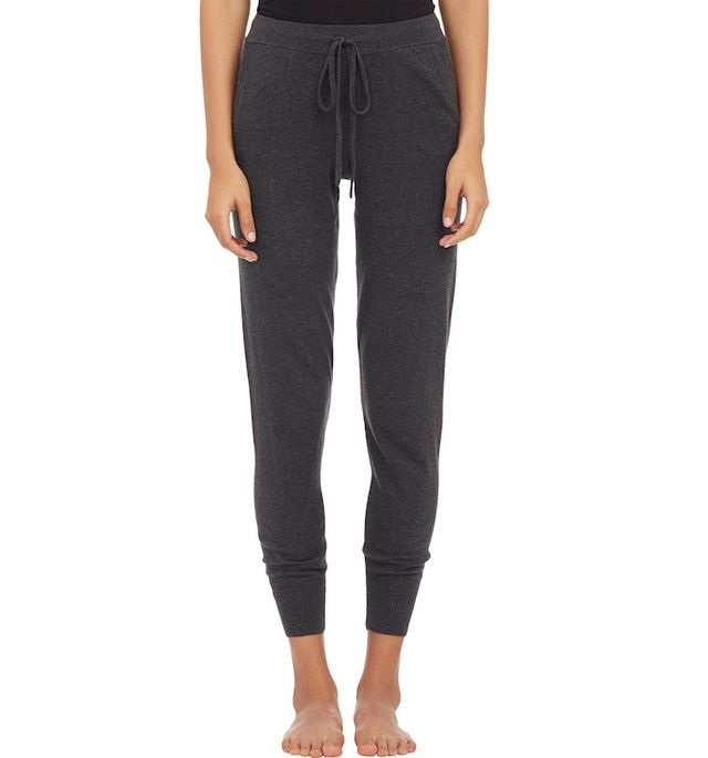 ATM Anthony Thomas Melillo Drawstring Knit Pants