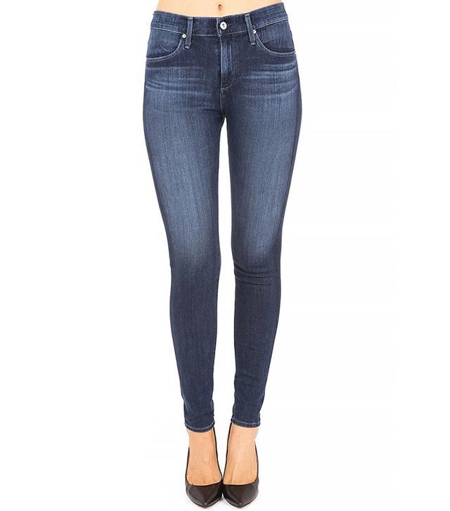 AG Jeans The Farrah Skinny Contour 360 Jeans
