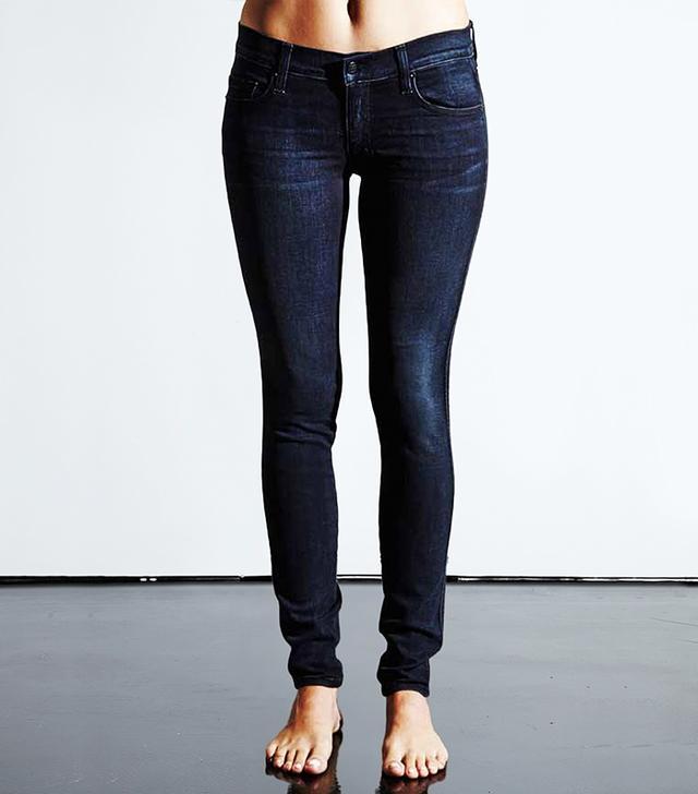 Ksubi Skinny Pins Hammered Jeans