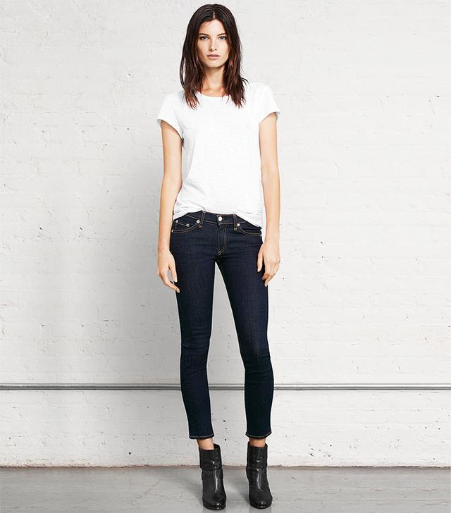 Rag and Bone Capri Jeans – Heritage