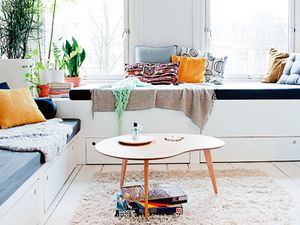 Tour the Most Charming Little Rental in Amsterdam