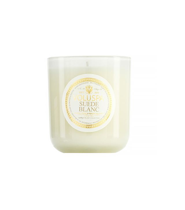 Volupsa Suede Blanc Candle