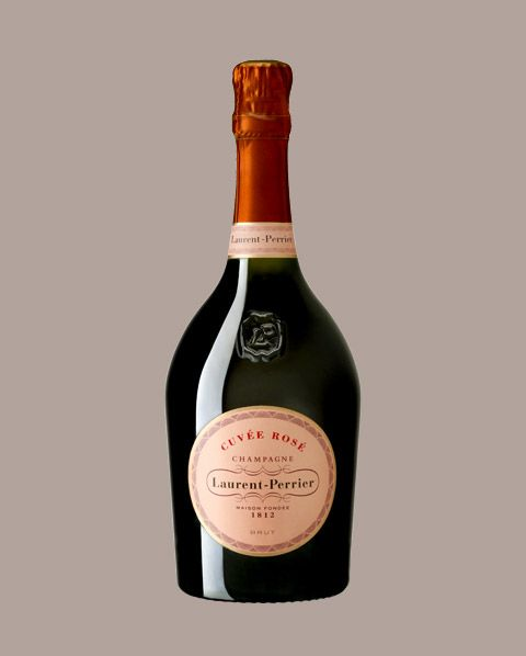 Laurent-Perrier Cuvee Rose Brut Champagne