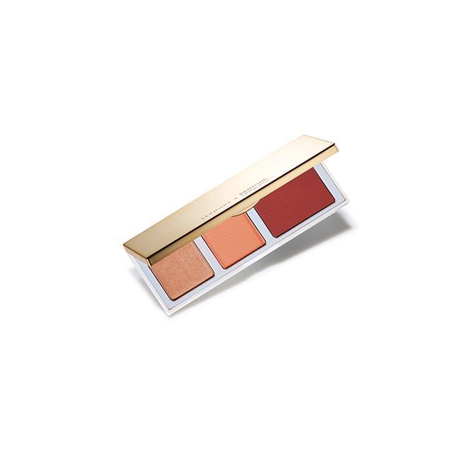 Sephora Facets of Marsala Multi-Finish Eye Palette