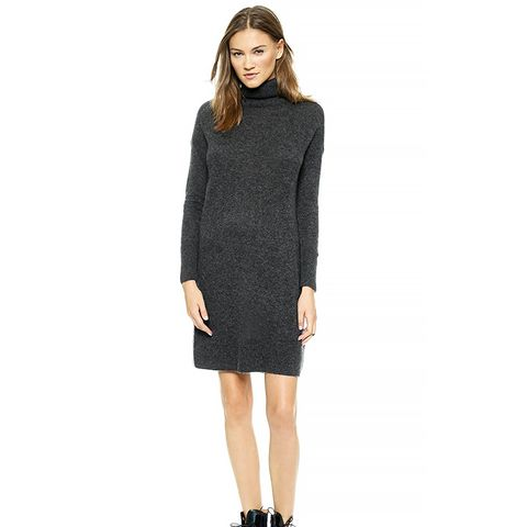 Sanford Oversized Cashmere Dress