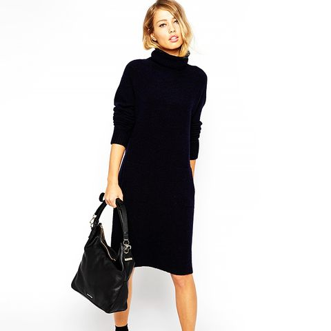 Slouchy Knit Dress