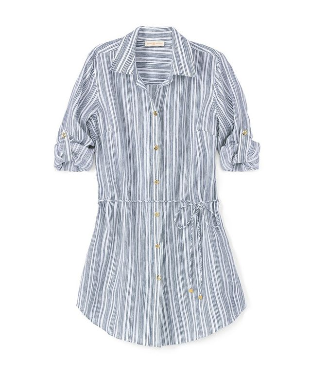 Tory Burch Luna Beach Shirt