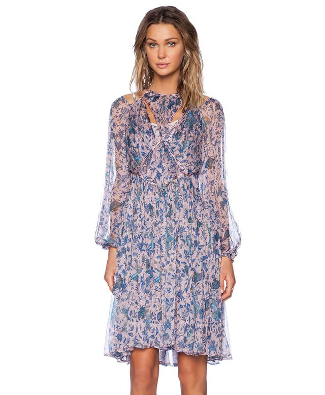 Zimmermann Riot Web Dress