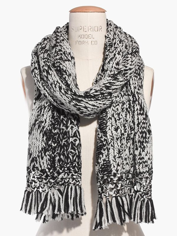 Madewell Cabletwist Scarf