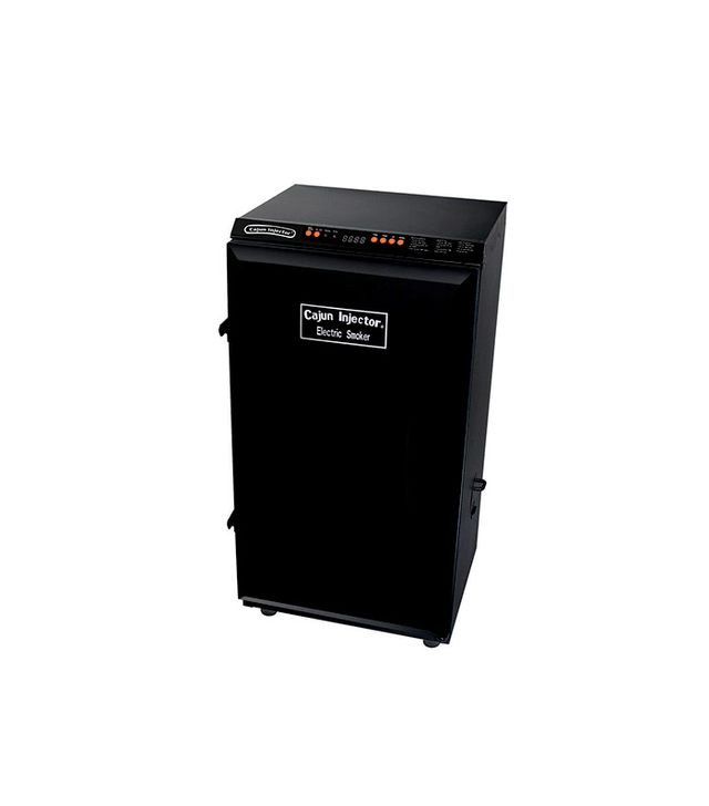 Cajon Injector Black Electric Smoker