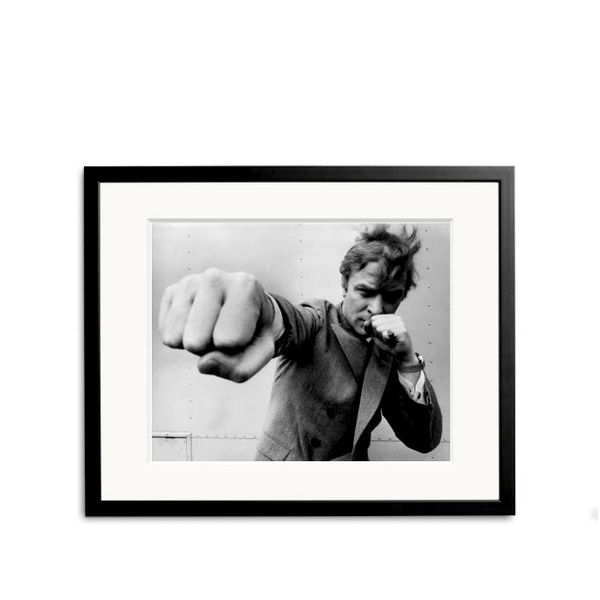 Sonic Editions Michael Caine Get Carter Print