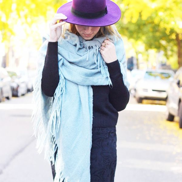 Cool Scarf Outfits