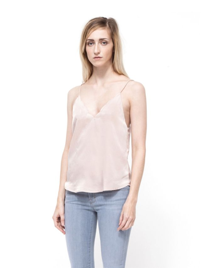 Which We Want Scallop Cami
