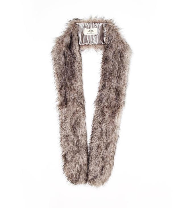 Urbancode Skinny Faur Fur Scarf