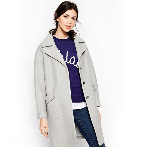 Coat In Cocoon