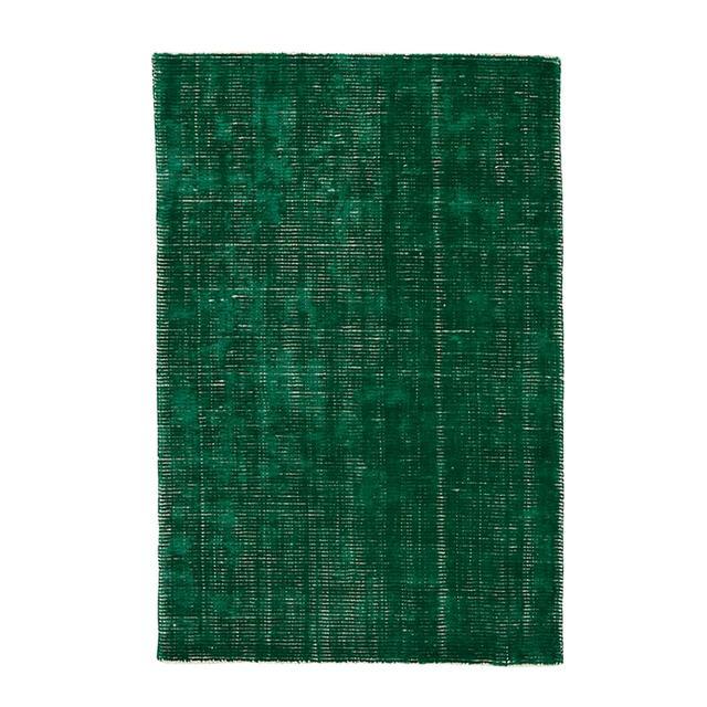 Land of Nod Green Patina Rug (5'x8')
