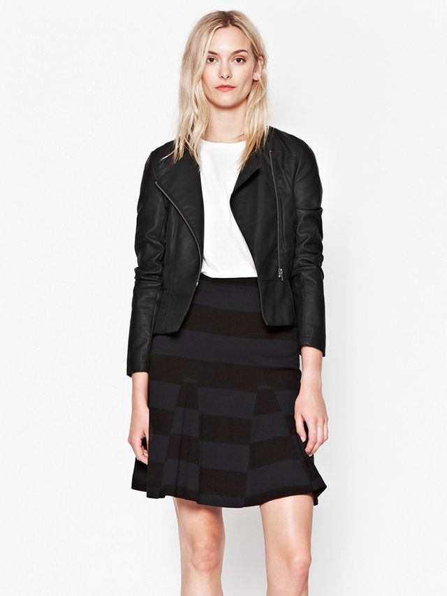 French Connection Pixie Biker Jacket