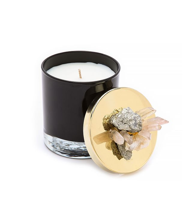 Lisa Carrier Designs Mineral Candle