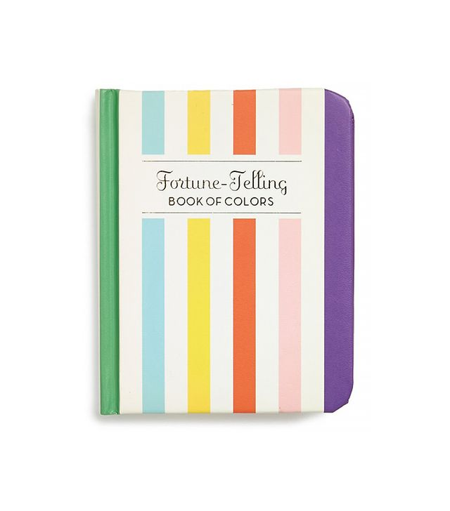 Chronicle Books Fortune-Telling Book of Colours