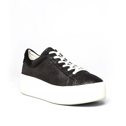 Lace Up Platform Sneakers
