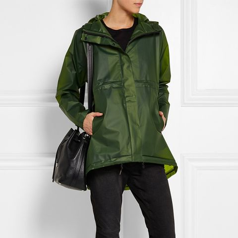 Waterproof PU Parka