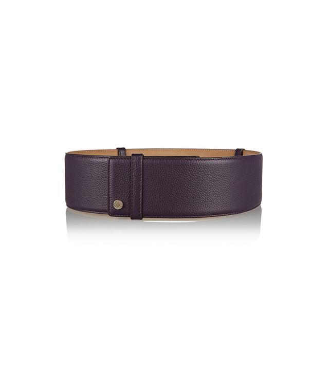 Jimmy Choo Blyl Leather Belt