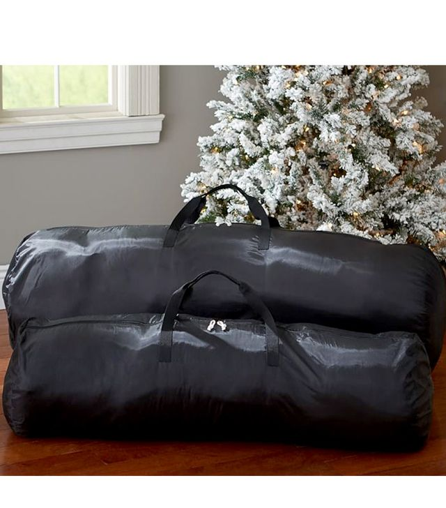Pottery Barn Christmas Tree Storage Bag