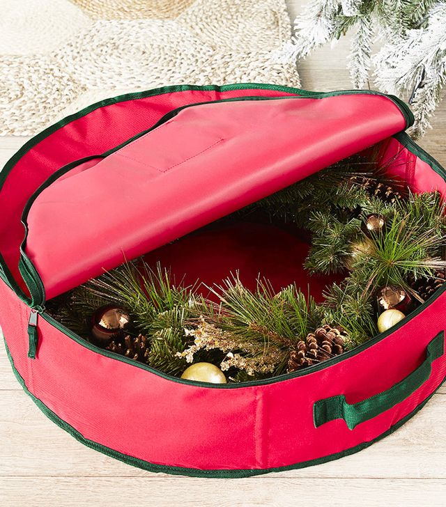 Pier 1 Wreath Storage Bag