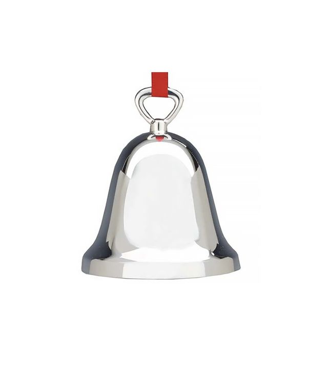 Macy's Reed & Barton 2014 Christmas Bell Ornament