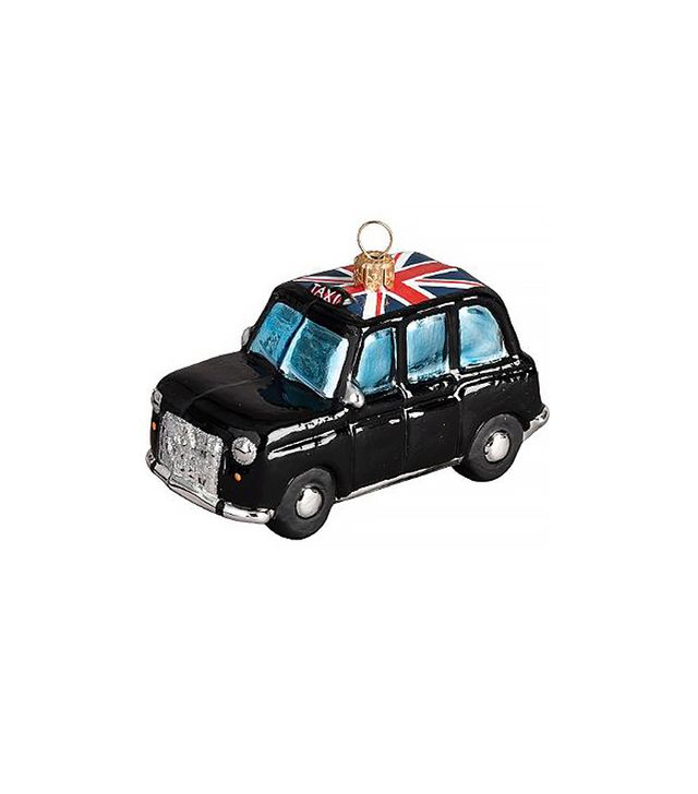 Frontgate London Cabbie Ornament