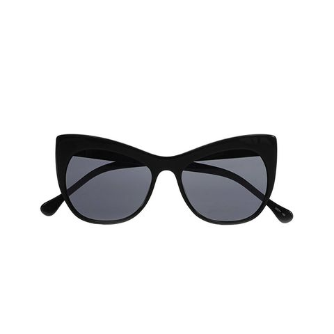 Lafayette Cat Eye Acetate Sunglasses