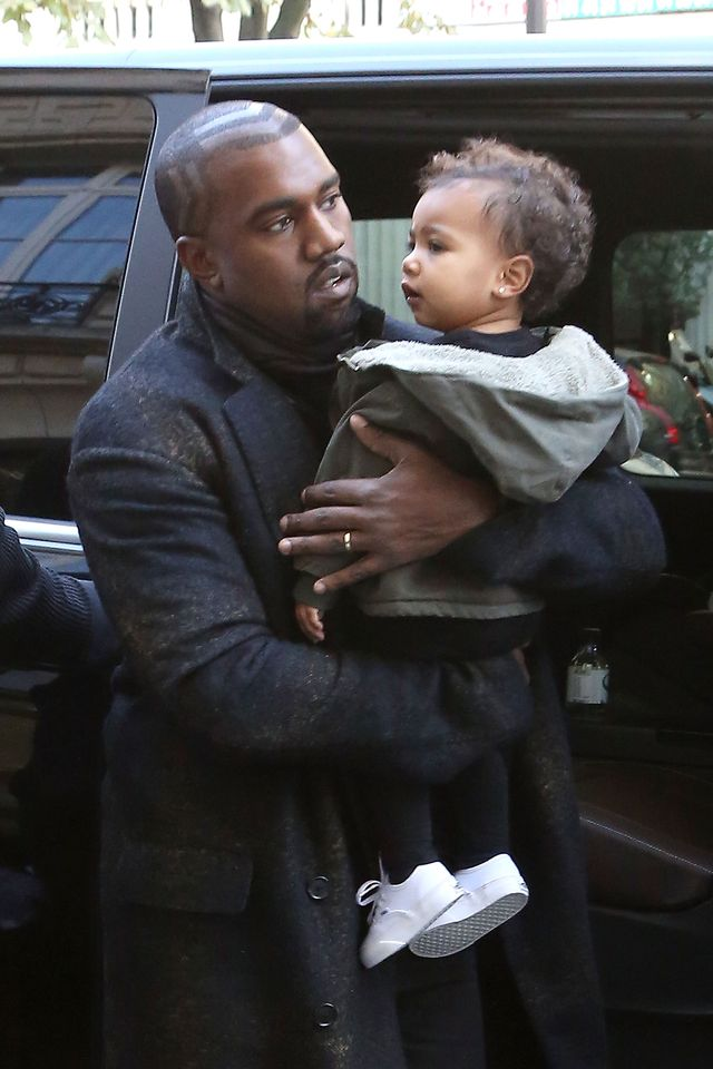 You Won't Believe How Much Kanye Spent on North West's Christmas Gifts