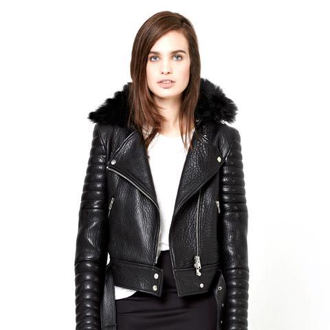 Rainier Structured Moto Jacket