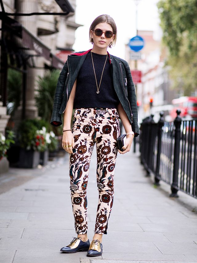 Tip of the Day: The Right Way to Do Printed Pants
