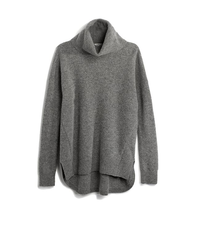 Madewell The Always Turtleneck Sweater