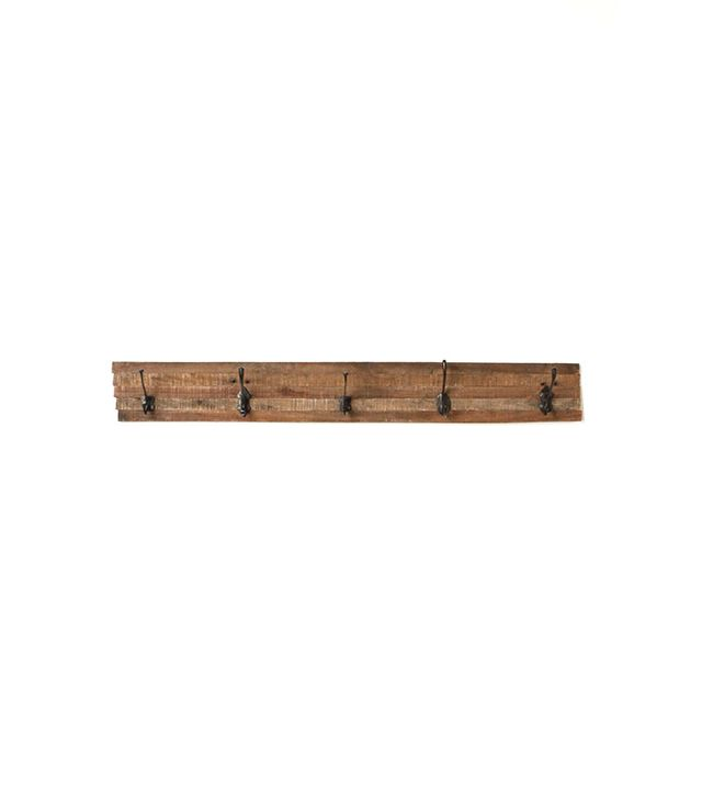 Anthropologie Schoolroom Hook  Rack