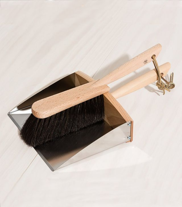 Redecker Dustpan and Broom Set