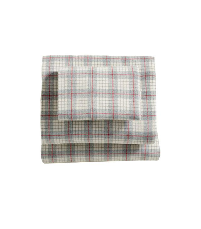 LL Bean Heritage Chamois Flannel Sheet Set