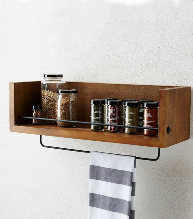 West Elm Rustic Shelf