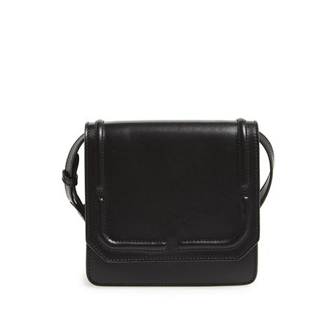 Lypton Leather Crossbody Bag
