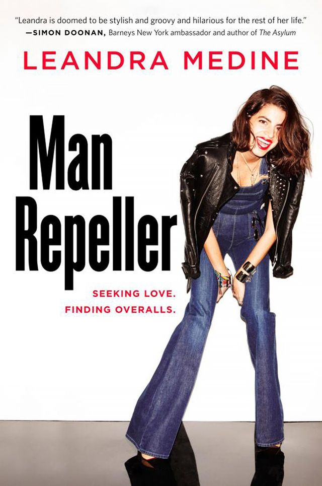 Leandra Medine Man Repeller: Seeking Love. Finding Overalls.