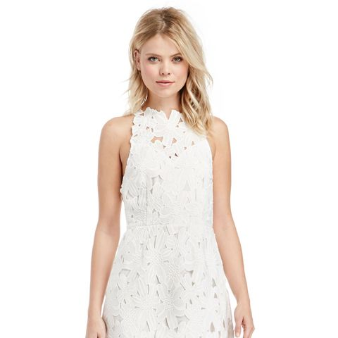 Piper Floral Lace Dress