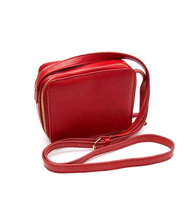 Forever21 Mini Zippered Crossbody