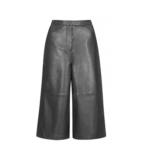 Premium Leather Culottes