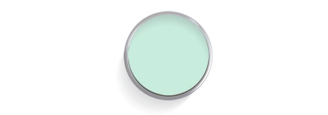 Benjamin Moore Antique Aqua #610