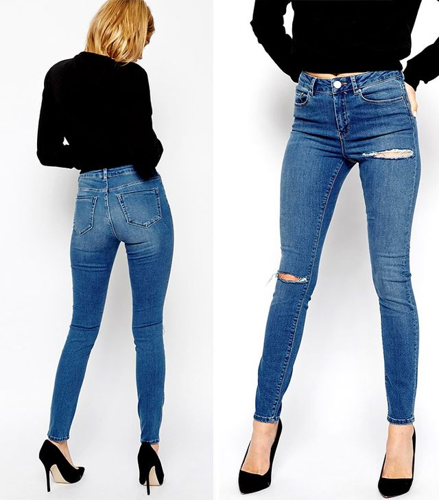 ASOS Ridley Skinny Jeans