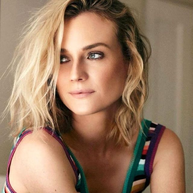 Diane Kruger's Vacation-Perfect Spread for Elle Italia