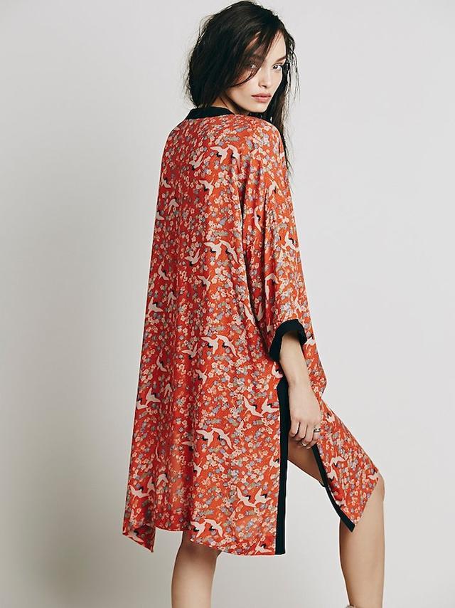 Free People I Woke Up Like This Kimono