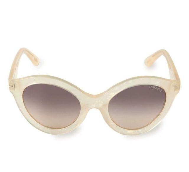 Tom Ford Telma Cat Eye Sunglasses